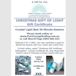 Gift-Certificate-30-Min-Crystal-Light-Bed-Pure-Energy-Healing