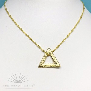 Gold-Plated-Triangle-Necklace-John-of-God-Blessed-Energised-1of2